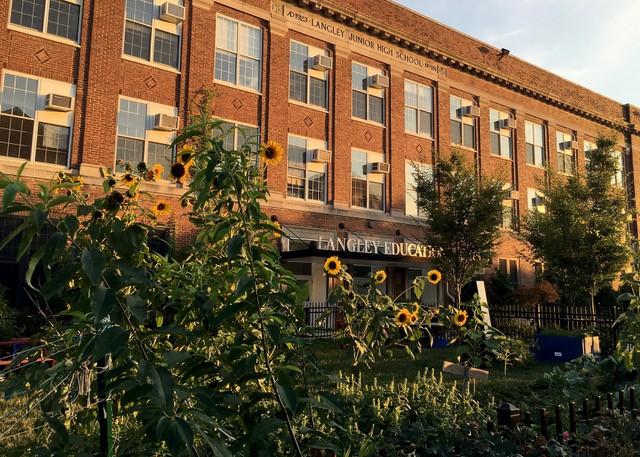 Langley Elementary School