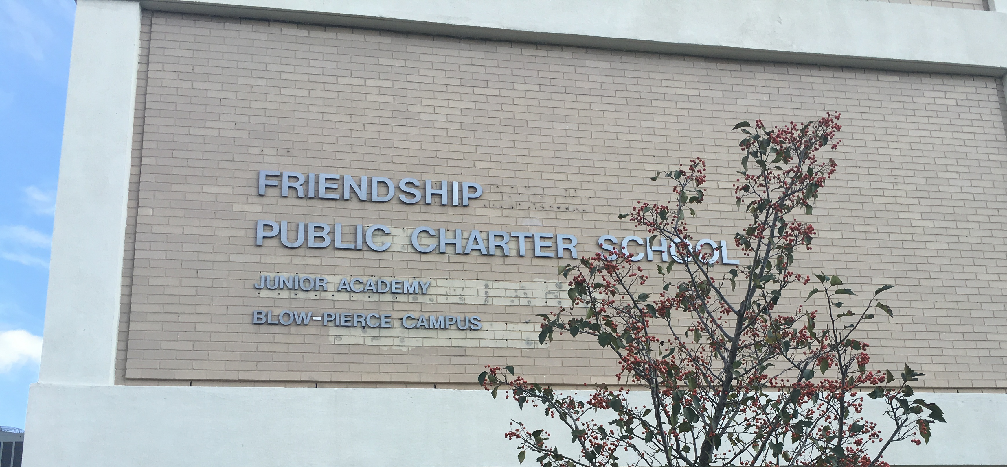 Friendship PCS – Blow-Pierce Elementary