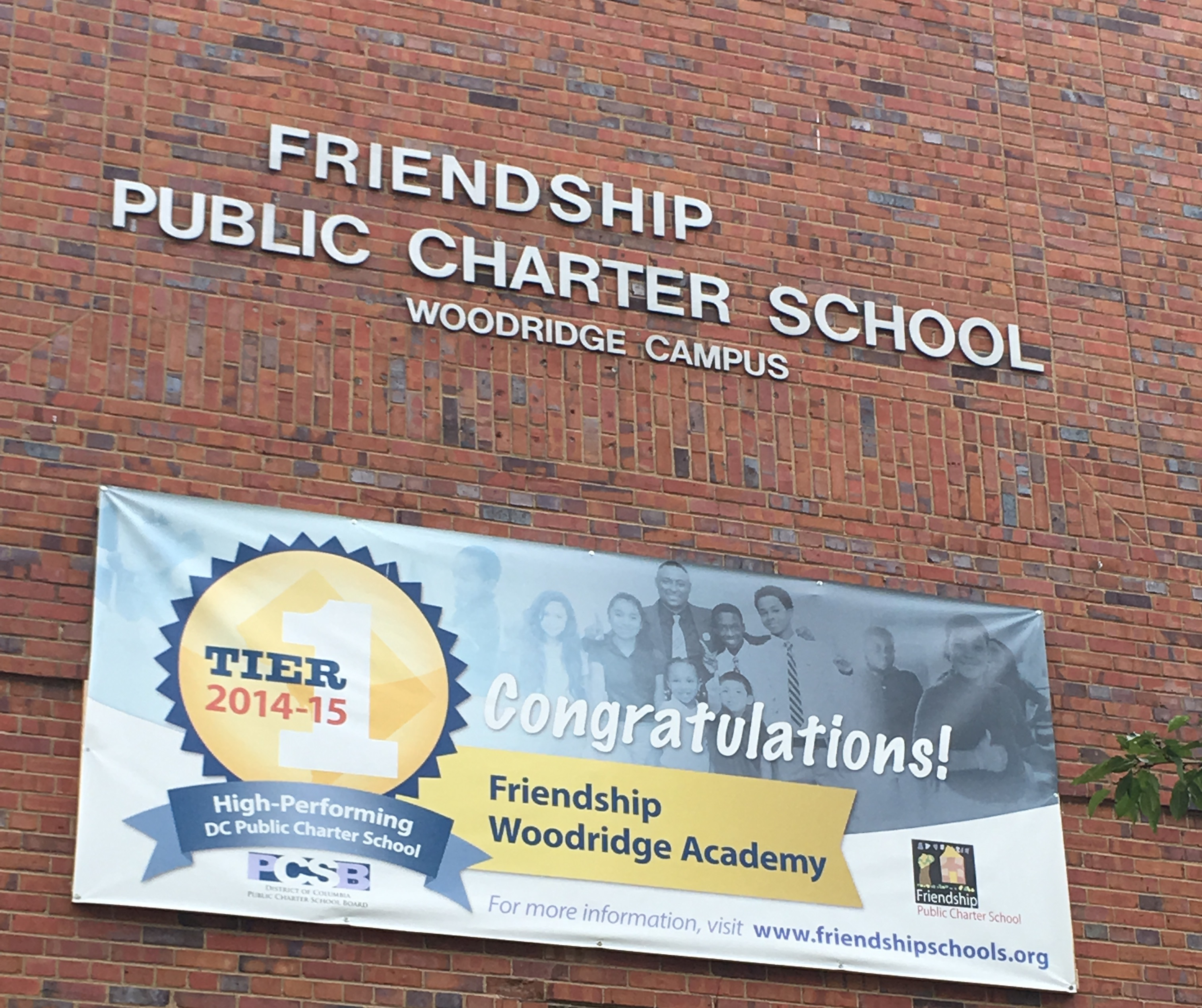 Friendship PCS – Woodridge Elementary
