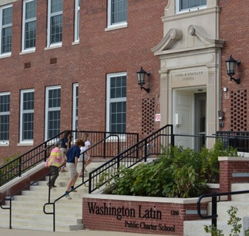 Washington Latin PCS - Upper School