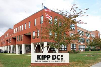 KIPP DC College Prep Principal Jessica Cunningham accepts Milken Educator  Award