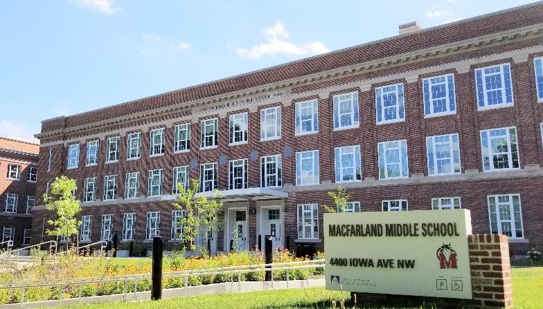 MacFarland Middle School
