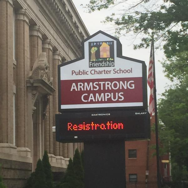 Friendship PCS – Armstrong Middle