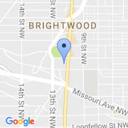 map 6008 Georgia Ave. NW