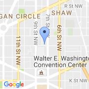 map 711 N St. NW