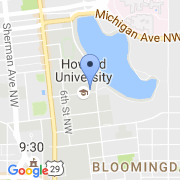 map 405 Howard Pl. NW