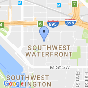 map 401 I St. SW