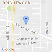 map 5800 8th St. NW
