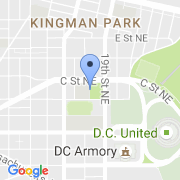 map 1830 Constitution Ave. NE