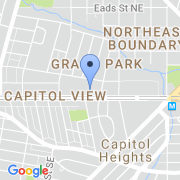 map 5600 E Capitol St. NE