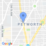 map 4400 Iowa Ave. NW