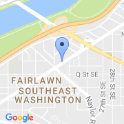 map 2200 Minnesota Ave. SE